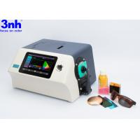 Buy cheap 360 - 780nm Liquid Spectrophotometer YS6010 Plastic Electronics Ink Textile Color Control from wholesalers