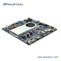 Buy cheap 3855U Industrial PC Motherboard With 2 COM Ports , 2 HDMI LVDS DC12V Thin Mini Itx Motherboard from wholesalers