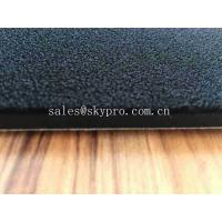 Buy cheap Soft Neoprene Fabric Roll OK Band Fabric Sheet One Side Coated Nylon product