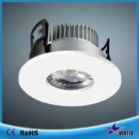Buy cheap hot sale europe popular IP65 8W COB LED downlight from wholesalers