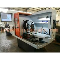 Buy cheap low price small automatic wheel lathe cutting repair machine CK6160Q with laser probe from wholesalers