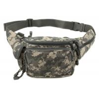 Buy cheap Mens Large Military Style Digi Camo Camouflage ACU Fanny Waist Pack bag from wholesalers