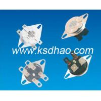 Buy cheap KSD302 bipolar thermostat, KSD302 bipolar temperature switch from wholesalers