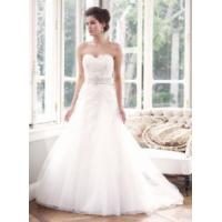 Buy cheap China 2014 Latest Full-Lengt Lace/Tulle Train Hotel Bridal Wedding Dress for Wedding from wholesalers