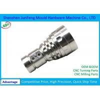 Buy cheap Plastic and Metal Precision CNC Machined Parts / Machining Aluminium Parts from wholesalers
