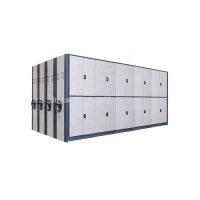 Buy cheap Metal Archive Office Mobile Shelving Filing Cabinet from wholesalers