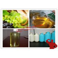 Buy cheap Natural Pharmaceutical Organic Solvents Grape Seed Oil for Cooking Steroids Oil 85594-37-2 from wholesalers
