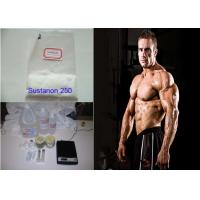 Buy cheap Effective Muscle Testosterone Steroid Powder / Injectable Sustanon 250 Propionate / Decanoate from wholesalers