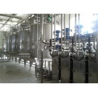 Buy cheap Small Scale Automatic Orange Juice Concentrate Machine Fruit Juice Production Line from wholesalers