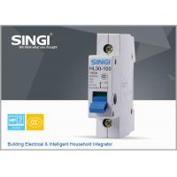 ISO 9001 Standard Miniature isolation Switch Breakers HL30-100 100A with 1P 2P 3P 4P