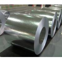 Buy cheap 508 / 610 Mm Inner Diameter Q195 Cold Rolled Steel Strip Galvanized / Electro Galvanized product