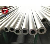 Buy cheap Round Seamless DOM Steel Tube BS 6323-4 CFS 3 / CFS 3A / CFS 4 from wholesalers