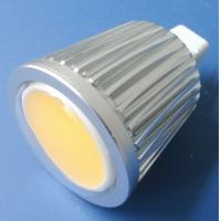 Buy cheap Dimmable cob 6W 6000k Cool white 400LM MR16 led light from wholesalers