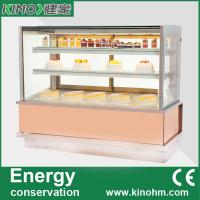 Buy cheap China factory sale,cold cake showcase fridge,commercial showcase,Bakery Store showcase from wholesalers