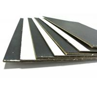 Buy cheap Folding Resistance Thick Solid Laminated Grey Board SGS Qualified from wholesalers