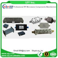Buy cheap RF Microwave Band Pass Filter / Low Pass Filter / High Pass Filter / Band Stop Filter / VHF UHF Band Pass Filter from wholesalers