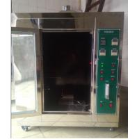 Buy cheap Needle Flame Testing Chamber omply with IEC60695-11-5 , IEC 60335-1 product