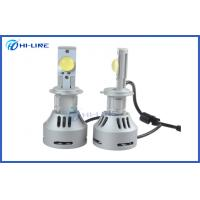 Buy cheap Silver High Lumen 6400lm Cree LED Headlight Bulbs H7 DRL Fog Lamp Bulb Kits for Motorcycle from wholesalers