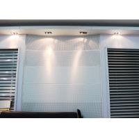 Buy cheap Simple and Structured Aluminum Wall Panels , Metal Wall Cladding Installation System from wholesalers