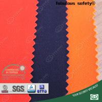 Buy cheap Yulong supply 310gsm cotton and polyester fabric for safety coverall from wholesalers