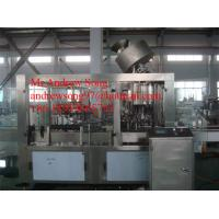 Buy cheap Carbonated Soft Drinks Production Line for Bottle Beverage from wholesalers