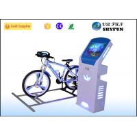 Buy cheap 9D Virtual Reality Bike Trainer Sport Equipment Machine With Exciting 9D Track Games from wholesalers
