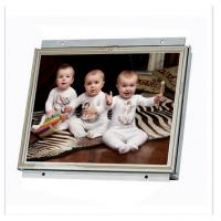 High Resolution 15 Inch Open Frame LCD Monitor Digital Signage For Lobby / Bank