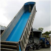 Buy cheap Non-stick UHMWPE truck bed liner, plastic inner liner from wholesalers