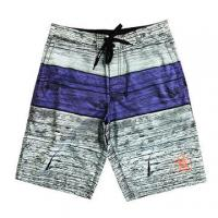 Buy cheap Fashionable Design Printed Beach Shorts, Breathable, Nontoxic, Quick Dry, Soft and Comfortable from wholesalers