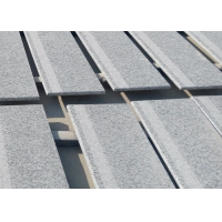 Buy cheap Natural 100cm X 33cm 2cm River White Granite Outdoor Steps product