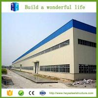 Buy cheap Prefabricated structure warehouse industrial steel buildings shed sale from wholesalers