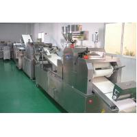 Buy cheap Automatic Oiled Brush Croissant Making Machines PLC System for Bread from wholesalers