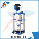 Buy cheap Desktop PLA / ABS 3D Printer Diy Kit , Mini Pro Replicator Machine from wholesalers