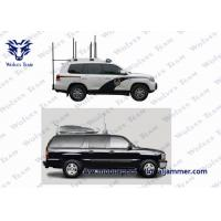 Buy cheap 35kg Weight Drone Radio Frequency Jammer , 2.4 Ghz Jammer For Drones Stable Operation from wholesalers