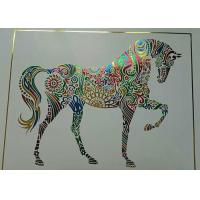 Buy cheap Waterproof Water Decals For Furniture Animal Image Offset Printing from wholesalers