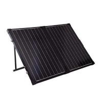 Buy cheap 120 Watt Black Solar PV Panels / Foldable Solar Panel With Metal Handle from wholesalers