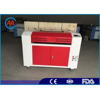 Buy cheap Digital CO2 Laser Engraving Machine , High Speed Leather Laser Engraver from wholesalers