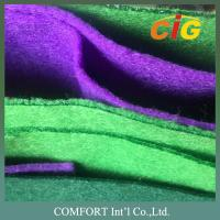 Buy cheap Bright Colors Felt Fabric 200gsm 1.5-2.0mm Thickness 100-200cm Width product