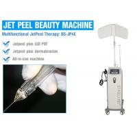 Buy cheap Multi Functional Oxygen Jet Peel Machine Painless For Skin Rejuvenation Treatment from wholesalers