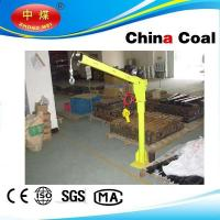 Buy cheap mini truck mounted electric crane,IN STOCK and BEST PRICE! from wholesalers