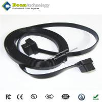 Buy cheap OBD2 Cable SAE J1962 Diagnostic Connector Extender Flat 16pin Male to Female M-F 1.2m from wholesalers