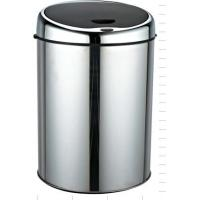 Buy cheap 11Liter Stainless Steel Sensor Dustbin Household Recycling Dustbin Cover from wholesalers
