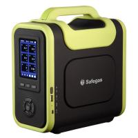 Buy cheap Portable Biogas Analyzer CH4 CO2 O2 H2S Multi Gas Detector Highest Precision from wholesalers