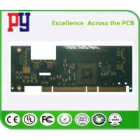 Buy cheap High Precision Custom Printed Circuit Board Fr4 1OZ Multilayer Gold Finger from wholesalers