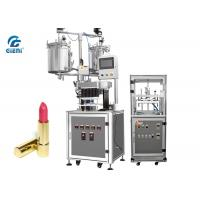 Buy cheap 20L Stainless Steel Tank Lipstick Filling Machine with Mould Releaser from wholesalers