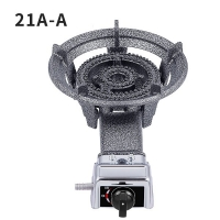Buy cheap 5 People Grill Type Cast Iron Gas Stove For Restaurant from wholesalers