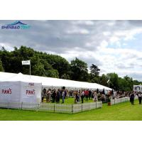 Buy cheap 10m By 45m Aluminum Structure Event Marquee Tent With PVC Colourful Cover , Luxury Wedding Marquee from wholesalers