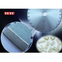 Buy cheap 350mm Laser Welded Arix Diamond Blades  / Granite Or Marble Saw Blade Longlife from wholesalers