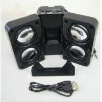 Buy cheap Foldable Mini Speaker For Ipod MP3 Mobiles With high sound from wholesalers