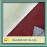 Buy cheap Embroidery Suede Design For Sofa microfiber brushed polyester fabric from wholesalers